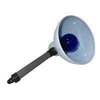 Лампа синяя, облучатель КВАРЦ-ИК-СЛ-Р, ручная