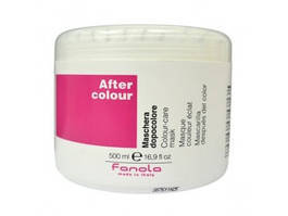 Маска для окрашенных волос - Fanola 1500 мл
