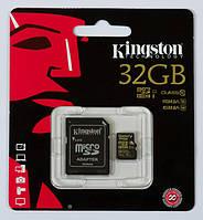 Карта памяти Kingston 32 GB microSD