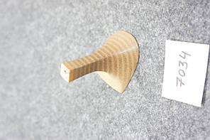 Каблук женский пластиковый 7034 h-6,6 см., фото 2