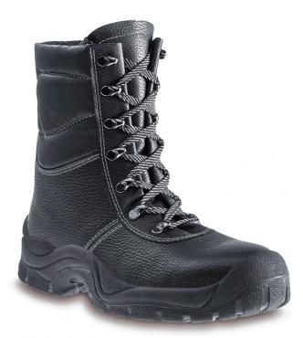 Утепленные защитные ботинки