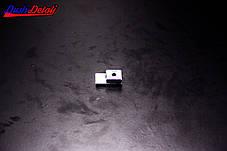 Держатель стекла для душевой кабины, хромированный (СД02) , фото 3