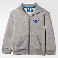 Детский  спортивный джемпер Adidas ORIGINALS FT HOODIE (Артикул: S96059)