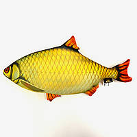 Игрушка антистресс рыба красноперка малая