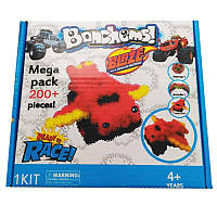 Конструктор-липучка Bunchems (Банчемс) Blaze 200+