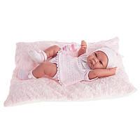 Кукла младенец Ника 42 см Antonio Juan 5054