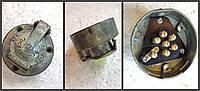 "Разъем прицепа ""АЭА"" 12В метал. мама (ПС300А3-150)"