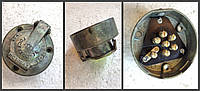"Разъем фаркопа прицепа ""АЭА"" 12В метал. мама (ПС300А3-150)"