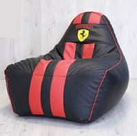 Кресло мешок Ferrari Sport Логотип , фото 1