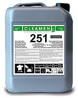 Моющее для ручного митья посуды 5 л - концентрат CLEAMEN 251