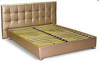 Кровать подиум двуспальная Аркадия  1200х2000 мм
