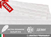 Одеяло пуховое Raffaello Деми 100% пух премиум белый 51