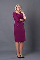 Платье новинка Тифани недорого повседневное больших размеров  стильное размеров  46, 48, 50, 52, 54