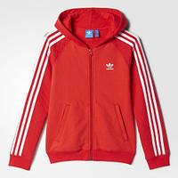 Детская толстовка Adidas Enhanced Fleece Kids( Артикул: S96053)