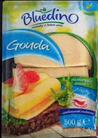 Сыр Gouda Bluedino нарезка, 500 г Гауда