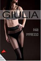 Колготки женские с силиконовым поясом Pari Impresso