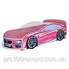 Кровать-машина BMW от Mebelkon