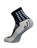Носки тренировочные Europaw короткие черные