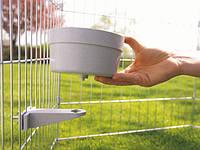 Кормушка Savic Crock (Крок) с креплением в клетку, 1,2 л., фото 1