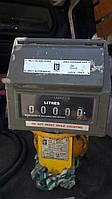 Счетчик (расходомер) для сжиженного газа MA-7 б/у, фото 1