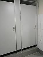 Туалетные кабинки в анодированном профиле