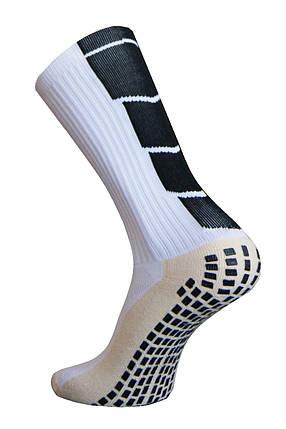 Носки тренировочные Europaw длинные белые, фото 2