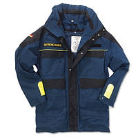 Куртка синяя ВМС Бундесвера с подстёжкой, фото 1