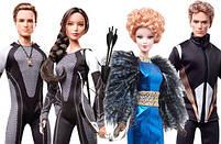 Коллекционная кукла Барби Голодные игры: И вспыхнет пламя Финник / The Hunger Games: Catching Fire Finnick Dol, фото 6