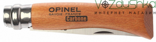 Нож Opinel 8 VRN (Carbon)