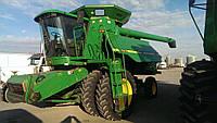 Комбайн зернозбиральний JOHN DEERE 9600