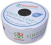 Капельная лента GREEN LINE 7 mil 20 см (бухта 2000м). Капельный полив