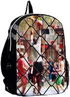 """Городской рюкзак """"игровая площадка"""" (цвет мульти) 18л. MOJO KAA9984571"""