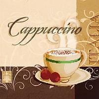 """Схема для вышивания бисером """"Cappuccino"""""""