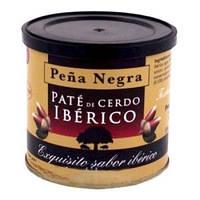 PENA NEGRA Пена негра, паштет из чёрной иберийской свиньи, 250Г