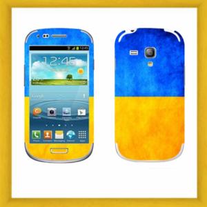 Наклейки на телефон с украинской атрибутикой