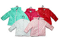 Курточка детская на весну для девочку. , фото 1