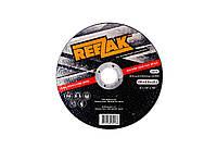 Диск абразивный шлифовальный REEZAK по металлу T41 150х6.0х22.2 (999052245)