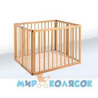 ГОЙДАЛКА Манеж детский квадрат (2215)