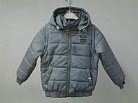 Курточка-трансформер деми 128,140р.