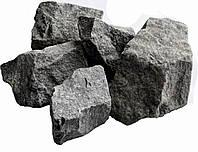 Камень для бани и сауны габро-диабаз колотый 10 кг