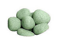 Камень для сауны жадеит шлифован. 5 кг