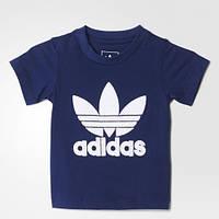 Детская футболка adidas QUILTED TREFOIL(АРТИКУЛ:S95951)