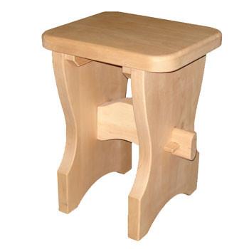 Табурет для бани деревянный - Домівка  в Днепре