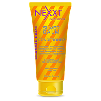 NEXXT Бальзам-кондиционер серебристый для светлых и седых волос с антижелтым эффектом(200ml)