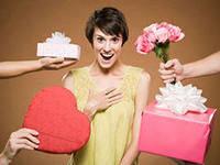 Подарите женщинам радость на 8 МАРТА