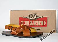 Мужские сандалии El Charro оригинал Италия кожа 45