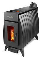 Отопительная печь Отопительная печь Термофор Огонь-батарея 11 Отопительная печь оснащена чугунной конфоркой с