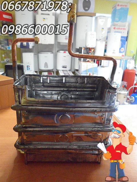 Теплообменник на газовую колонку дион tranter теплообменники купить
