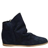 Женские ботинки Venezia S150 син., фото 1