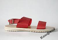 Мужские сандалии Made in Italy Италия кожа 41-42